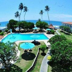Hotel Lanka Super Corals балкон