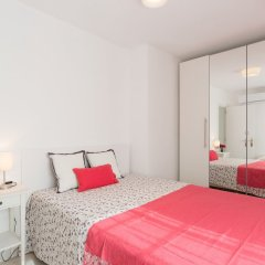 Апартаменты MalagaSuite Relax & Sun Apartment Торремолинос комната для гостей