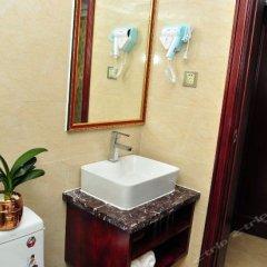Отель Amemouillage Inn (Guangzhou Shoe Market) ванная