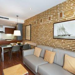 Отель Serennia Cest Apartamentos Arc de Triomf Испания, Барселона - 1 отзыв об отеле, цены и фото номеров - забронировать отель Serennia Cest Apartamentos Arc de Triomf онлайн комната для гостей фото 3