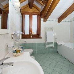 Отель Villa Maria Амальфи ванная
