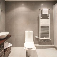 Plaza Hotel ванная