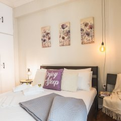Апартаменты Comfy Koukaki Apartment комната для гостей фото 2