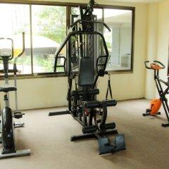 Отель Sea Breeze Jomtien Resort фитнесс-зал фото 3