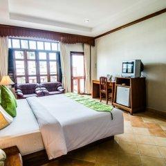 Отель Tony Resort 3* Стандартный номер разные типы кроватей фото 2