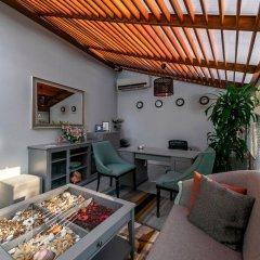 Отель Вилла Дежа Вю Сочи балкон