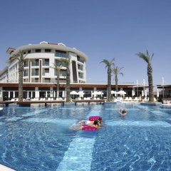 Sunis Evren Beach Resort Hotel & Spa детские мероприятия