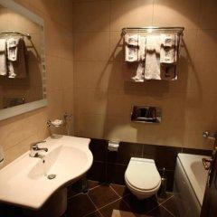 Отель Royal Plaza Apartments Болгария, Боровец - отзывы, цены и фото номеров - забронировать отель Royal Plaza Apartments онлайн ванная фото 2