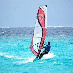 Отель Beach Sunrise Inn Мальдивы, Северный атолл Мале - отзывы, цены и фото номеров - забронировать отель Beach Sunrise Inn онлайн приотельная территория фото 2