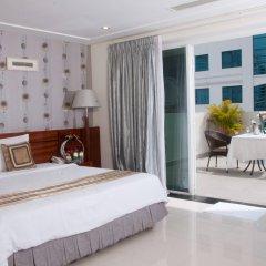 White Lotus Hotel комната для гостей