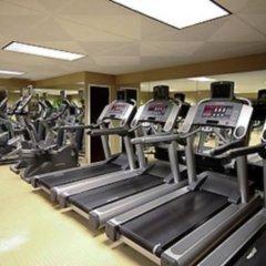 Отель Sheraton Bloomington Блумингтон фитнесс-зал фото 3