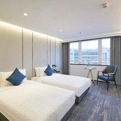 Отель COZi · Oasis Китай, Гонконг - отзывы, цены и фото номеров - забронировать отель COZi · Oasis онлайн комната для гостей фото 5