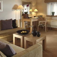 Апартаменты Cheval Knightsbridge Apartments Лондон комната для гостей фото 2