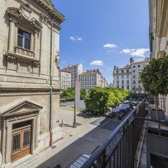 Hotel Des Artistes балкон