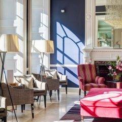 Отель Apex Waterloo Place Hotel Великобритания, Эдинбург - отзывы, цены и фото номеров - забронировать отель Apex Waterloo Place Hotel онлайн балкон