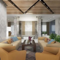 Отель Hilton Garden Inn Ufa Riverside Уфа помещение для мероприятий