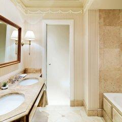 Отель Westin Palace Hotel Испания, Мадрид - 12 отзывов об отеле, цены и фото номеров - забронировать отель Westin Palace Hotel онлайн ванная