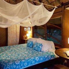 Отель Motu Mapeti - Tahiti Private Island комната для гостей фото 5