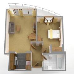 Отель Sanctum International Serviced Apartments Великобритания, Лондон - отзывы, цены и фото номеров - забронировать отель Sanctum International Serviced Apartments онлайн удобства в номере