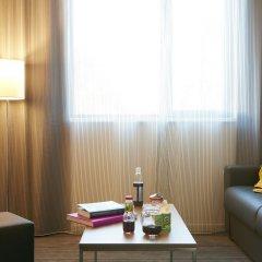 Отель Moxy Glasgow Merchant City Великобритания, Глазго - отзывы, цены и фото номеров - забронировать отель Moxy Glasgow Merchant City онлайн комната для гостей фото 4