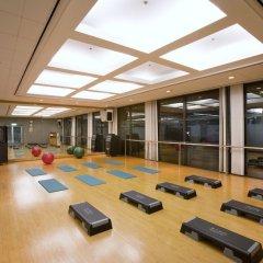 Отель Millennium Hilton Seoul фитнесс-зал фото 4