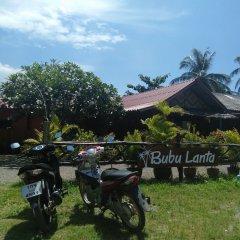 Bubu Lanta Hostel Ланта парковка