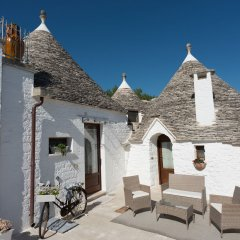 Отель Romantic Trulli Альберобелло фото 8