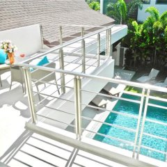 Отель Rawai Superb Ka Villa 4 bedrooms бассейн фото 2