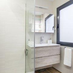 Отель Santa Ana Apartment by FlatSweetHome Испания, Мадрид - отзывы, цены и фото номеров - забронировать отель Santa Ana Apartment by FlatSweetHome онлайн ванная