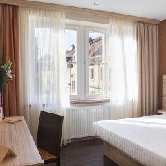 Отель Star Inn Hotel Premium Dresden im Haus Altmarkt, by Quality Германия, Дрезден - 13 отзывов об отеле, цены и фото номеров - забронировать отель Star Inn Hotel Premium Dresden im Haus Altmarkt, by Quality онлайн комната для гостей фото 3