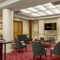 Paris Marriott Champs Elysees Hotel Париж интерьер отеля фото 2