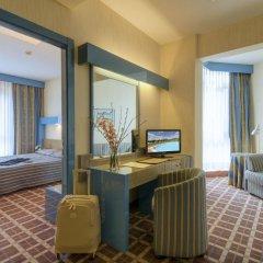 Hotel Federico II Джези комната для гостей фото 3