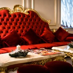 Гостиница Royal Sun Geneva в номере