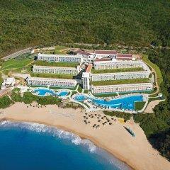 Отель Secrets Huatulco Resort & Spa пляж