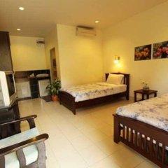 Отель Panpen Bungalow Phuket комната для гостей