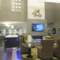 Отель Comfort Suites Hilliard Хиллиард интерьер отеля фото 2