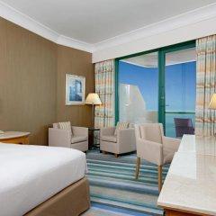 Отель Hilton Dubai Jumeirah 5* Представительский номер с различными типами кроватей фото 21