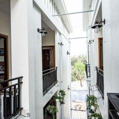 Отель Santa Villa Hoi An балкон