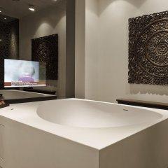 Отель Nimb Hotel Дания, Копенгаген - отзывы, цены и фото номеров - забронировать отель Nimb Hotel онлайн ванная