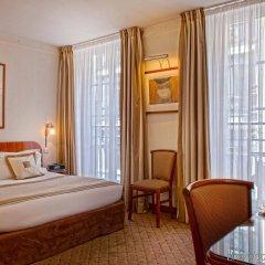Отель Hôtel Opéra Richepanse Франция, Париж - 2 отзыва об отеле, цены и фото номеров - забронировать отель Hôtel Opéra Richepanse онлайн комната для гостей фото 3