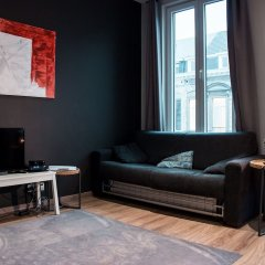 Отель Smartflats Design - Louise Брюссель комната для гостей фото 3