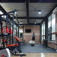 Отель UTD Loft фитнесс-зал фото 4