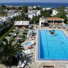 Отель Kernos Beach бассейн фото 2