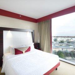 Отель Hilton Garden Inn Lecce Италия, Лечче - 1 отзыв об отеле, цены и фото номеров - забронировать отель Hilton Garden Inn Lecce онлайн комната для гостей