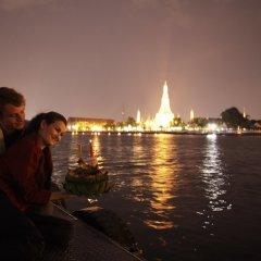 Отель Intercontinental Bangkok Бангкок приотельная территория