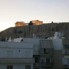 Отель Athens Backpackers Греция, Афины - отзывы, цены и фото номеров - забронировать отель Athens Backpackers онлайн балкон