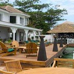 Отель Bonne Amie Villa Ямайка, Порт Антонио - отзывы, цены и фото номеров - забронировать отель Bonne Amie Villa онлайн бассейн фото 2