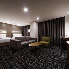 Отель Tmark Grand hotel Myeongdong Южная Корея, Сеул - отзывы, цены и фото номеров - забронировать отель Tmark Grand hotel Myeongdong онлайн комната для гостей фото 5
