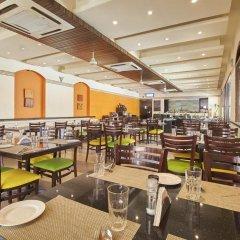 Отель Kyriad Prestige Calangute Goa Индия, Гоа - отзывы, цены и фото номеров - забронировать отель Kyriad Prestige Calangute Goa онлайн питание фото 2