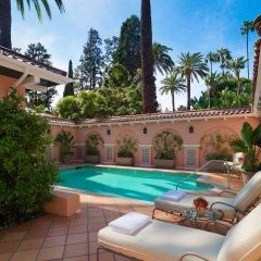 The Beverly Hills Hotel бассейн фото 3